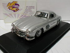 "Minichamps 940039000 # Mercedes Benz 300 SL Coupe Bj. 1955 "" silbermet. "" 1:43"