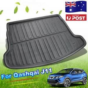 For Nissan Qashqai J11 2014-2019 Rear Trunk Cargo Mat Boot Liner Floor Carpet