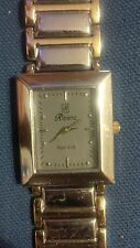 Riviera ladies link bracelet quartz watch