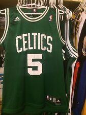 Kevin Garnett Boston Celtics Adidas Hwc NBA Swingman #5 Men S Big Ticket Jersey