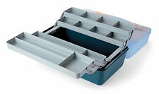 Lineaeffe Four tray Cantilever box with transparent Lid -tough made to last