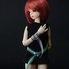 [Dollmore] BJD OOAK accessory ALL Size Colorful Belt (Sky)