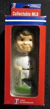 """2002 Collectible MLB 8"""" Bobbing Head Doll MIB C- 7.0 NY Yankees"""