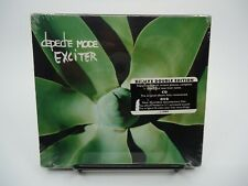 Depeche Mode Exciter CD/DVD Double Edition NEW REGION 1