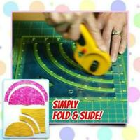 Arcs & Fans Quilt Circle Cutter Ruler FREE SHIPPING-New