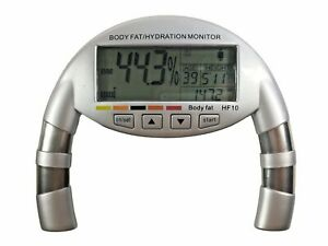 Handheld body Fat/ dehydration Monitor model HF10