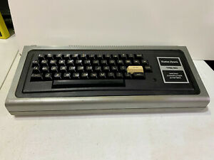 Radio Shack TRS-80 Micro Computer System Model 1 26-1001 Untested Parts Repair