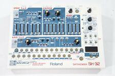 Roland SH-32 Synthesizer Drum Machine Sequencer Worldwide Shipment