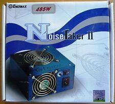 ENERMAX  Noise Taker II - 485 W Alimentatore prestazionale per Gaming e Modding