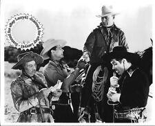 Robert Livingston,Hatton,Renaldo still HEROES OF THE SADDLE (1940) 3 Mesqueteers