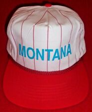 Vintage MONTANA Baseball Snapback Cap Hat