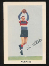 Kornies Single AFL & Australian Rules Football Trading Cards
