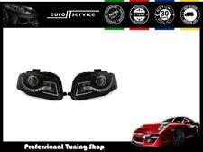 SET HEADLIGHTS VP499 AUDI A3 8P 2003-2007 2008 SPORTBACK CABRIO BLACK