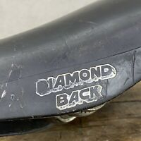 DIAMOND BACK SEAT Old School BMX SILVER STREAK VIPER Pacer Turbo