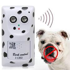 ULTRASONIC DOG BARK STOPPER STOP BARKING DOGS BARK BUSTER OFF REPELLER DETERRENT