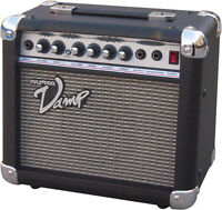 New Pyle PVAMP30 30 Watt Vamp-Series Amplifier With 3-Band EQ and Overdrive