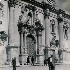 RAGUSE c. 1950 - Eglise San Giovanni Battista Sicile Italie - DIV1596