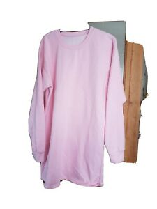 Ladies Long Sweatshirt Top M