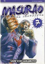 J-POP MASURAO MAESTOSA IMPONNENZA NUMERO 7 (sconto 20%)