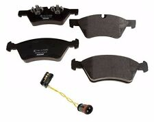 NEW Mercedes Benz W164 W211 E350 GL450 Front Disc Brake Pads and Wear Sensor