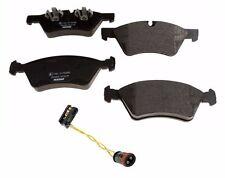 For Mercedes Benz W164 W211 E350 GL450 Front Disc Brake Pads & Wear Sensor