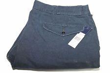 Mens Ralph Lauren 4840337 Sun Valley Blue Trousers Button Fly SZ 38/32 NWT $145