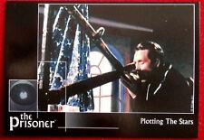THE PRISONER, VOLUME 2 - Card #28 - Plotting The Stars - Factory Ent. 2010