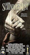 Schindlers List (VHS, 1997, 2-Tape Set)