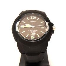 Casio MW-600F-1AVER Armbanduhr schwarz 10 Jahre Batterie NEU und OVP