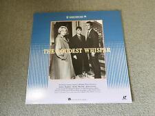 The Loudest whisper - Laser Disc - JAPAN LD  The Children's Hour