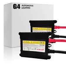 G4 AUTOMOTIVE 2x 35W AC Digital HID Ballasts Premium Replacement for Toyota Rav4