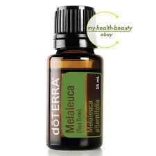 doTERRA Tea Tree Melaleuca 15ml Certified Therapeutic Essential Oil Aromatherapy