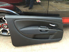 FIAT PUNTO T-JET ABARTH 3 DR PASSENGER DR CARD SILVER HANDLE IN EXCELENT CON
