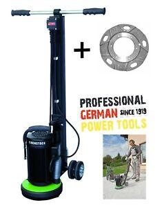 Eibenstock Betonschleifer Betonfräse EBS 235.1 Sanierungsfräse Schleifmaschine