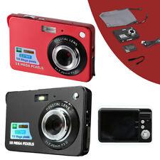 2.7''LCD TFT Display HD18MP 8x Zoom Digital Anti-Shake Camera Camcorder Video