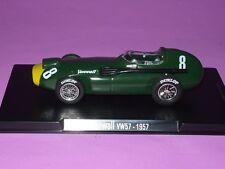 Rare 1/43 Lotus Vanwall VW57 1957 Sterling Moss Norton manx Editore SOL90