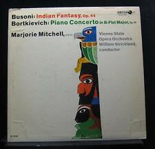 Strickland, Bortkievich, Busoni - Concerto In B-Flat Major LP Mint- DL 10100 1st