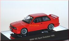 BMW M3 Sport Evolution E30 1990 - rot red rouge rosso rojo - AUTOart 50561 1:43
