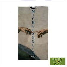 Michelangelo DEI TAROCCHI 78 Carte Deck con istruzioni multilingue
