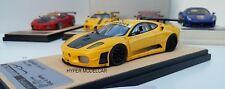 TECNOMODEL 1/43 Ferrari F430  GT2 2009 Yellow Art.TM40A - no bbr
