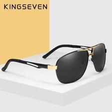 Überdimensional Herren Quadratische Sonnenbrille Dunkel Schwarzes Brillenglas