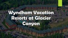 Wisconsin Dells, Wyndham at Glacier Canyon, 4 Bdrm Pres, 17 - 19 September 2021
