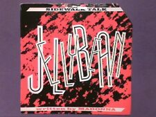 "Jellybean - Sidewalk Talk (7"" single) picture sleeve EA 210"