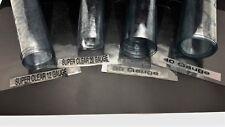 "Clear Marine Grade Boat Vinyl 54"" Double Polished 12, 20, 30, 40 Gauge Best Buy!"
