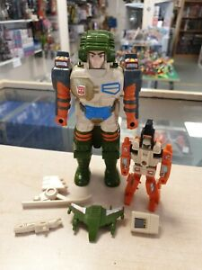 Transformers G1 Pretender Crossblades