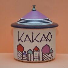 KMK Kupfermühle Castello Kakao Vorratsdose Vorratsbehälter