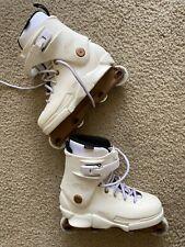Razors Cult Roller Blades White Size 7