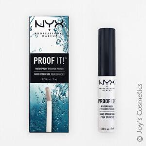 "1 NYX Proof it ! Waterproof Eyebrow Primer "" PIEB 01 ""     *Joy's cosmetics*"