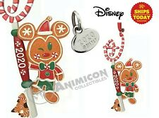 Disney Store Sketchbook Ornament Gingerbread Key Mickey Mouse Man Parks New 2020