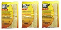 3 PACK JUST ONE BITE BAR II RAT MOUSE BAIT POISON 1LB FARNAM